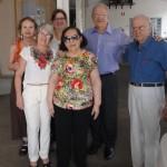 CE Francisco de Assis-Rio Preto-Dirigentes e fundadores com Perri
