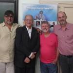 CEFCX-RioPreto-Dirigentes e fundadores com Perri