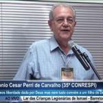 CONRESPI-Palestra abertura Perri-Web TV