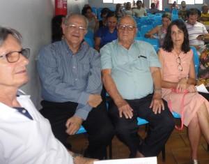 CEAL-Perri com fundador Villela e dirigentes