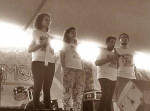 COMJESP-Gustavo Ferreira e jovens abrem evento